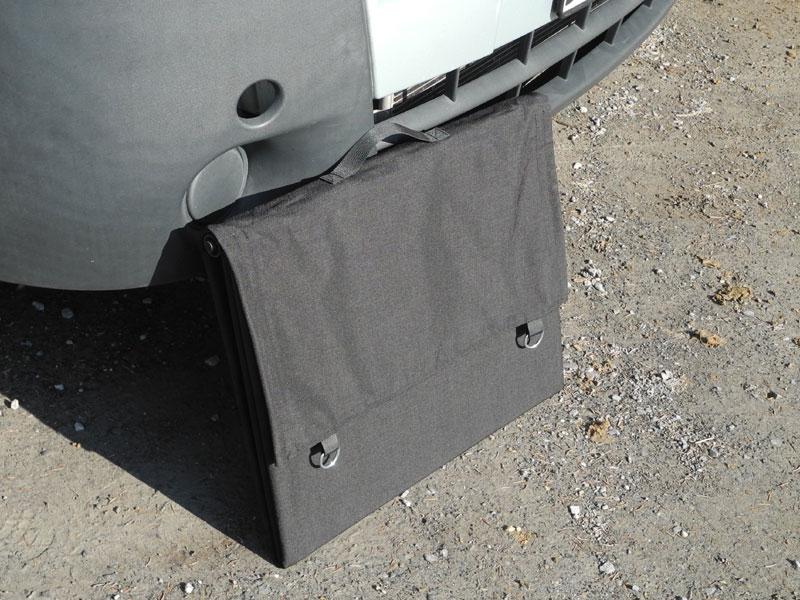 Mobile, faltbare Solaranlage 110Wp