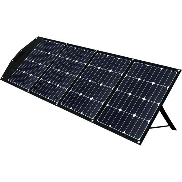 FSP 2 Ultra 160W MPPT Kit - mobiles, faltbares Solarkraftwerk für Wohnmobil, Camper, VW-Bus etc.